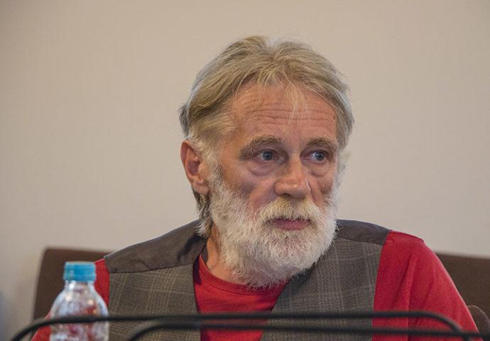 Одржано предавање књижевног критичара Желидрага Никчевића поводом стогодишњице од рођења Александра Солжењицина
