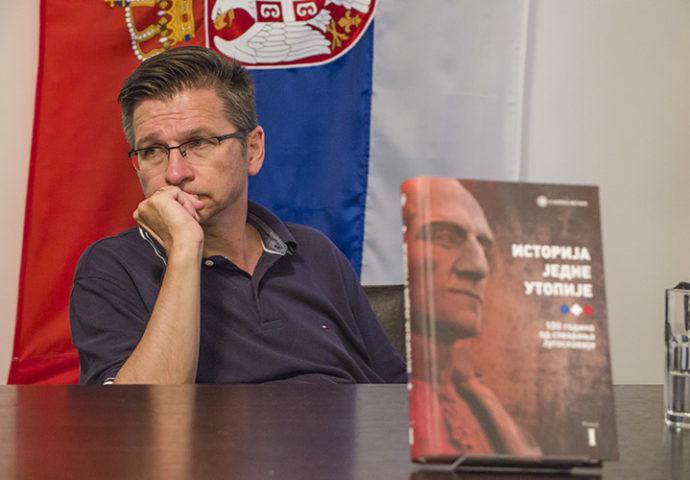 """Промоција двотомног зборника """"Историја једне утопије: 100 година од стварања Југославије"""""""