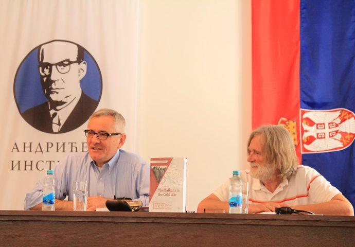 "АНДРИЋГРАД: Промоција књиге ""The Balkans in the Cold War"""