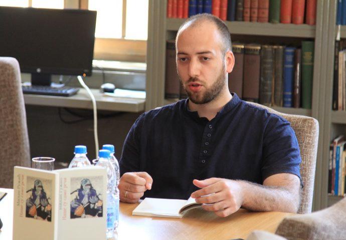 """АНДРИЋГРАД: одржана промоција књиге """"Наше су само речи"""" Милана Ружића"""