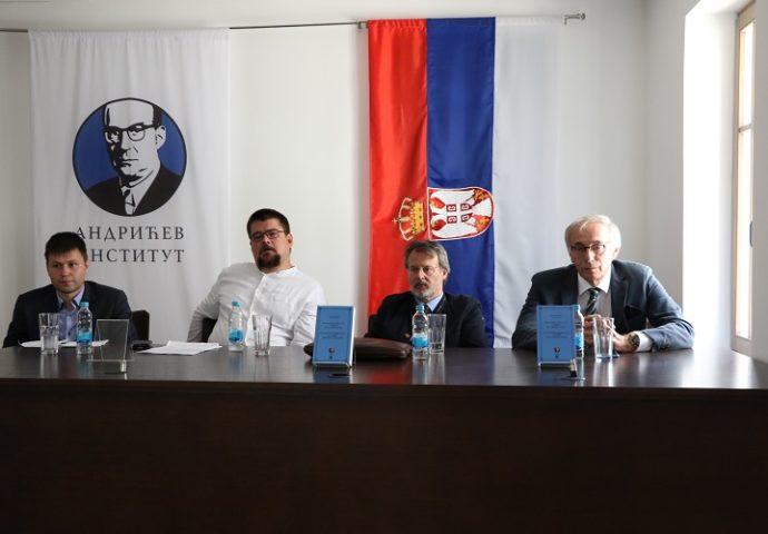Промоција књиге Руска револуција 1917. у очима Краљевине Србије